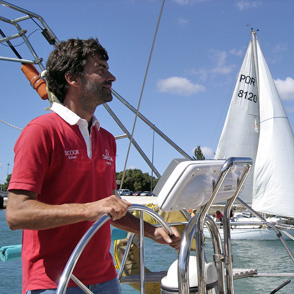 Skipper Antonio
