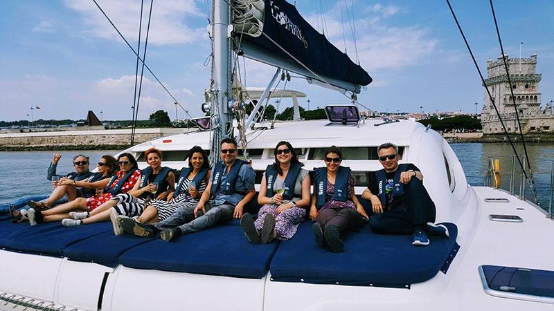 Experiência náutica à medida