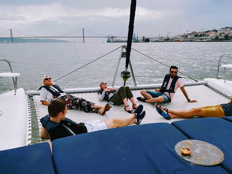 Evento de negocios en Lisboa