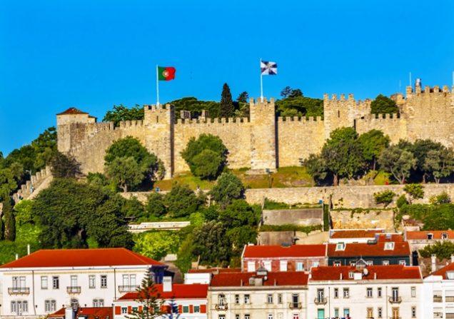 castillo de S. Jorge